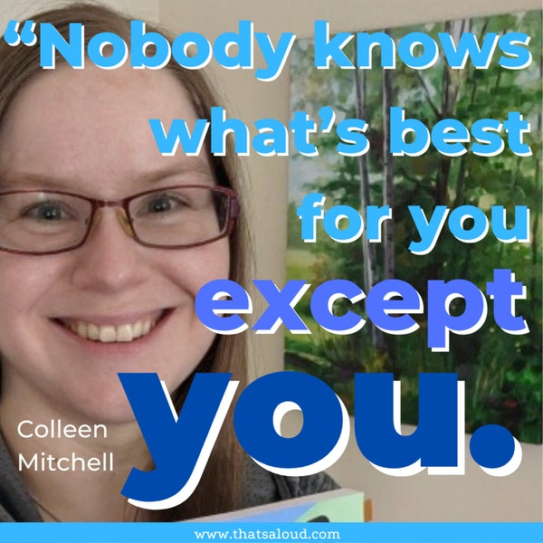 Trust Yourself w/ Colleen Mitchell