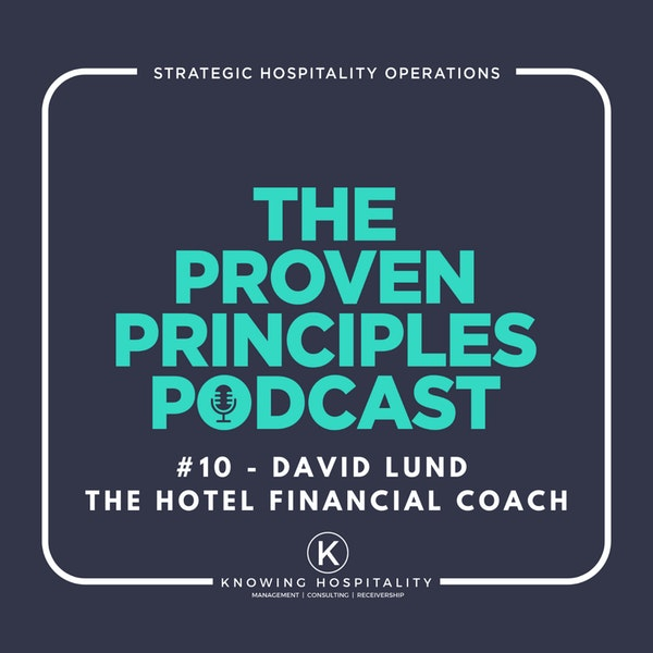 #10: David Lund - On Financial Leadership and the Career Benefits of Financial Acumen Image