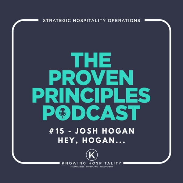 #15: Josh Hogan - On Getting Your Hotel Marketing Message Above the Noise Image