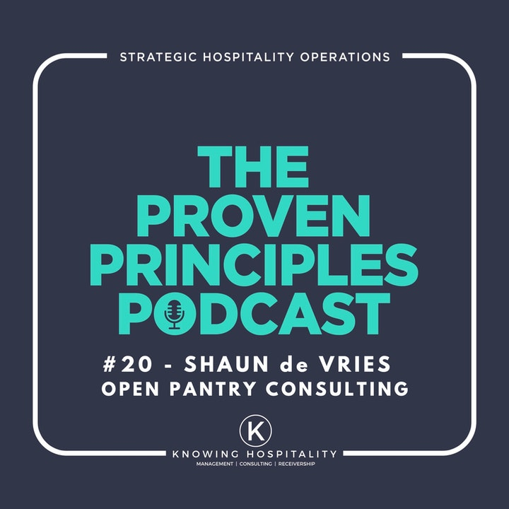 Episode image for Running a Successful Restaurant: Shaun de Vries, Open Pantry Podcast