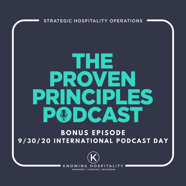 Bonus Episode: International Podcast Day w/ Micheal Tingsager and Wil Slickers Image