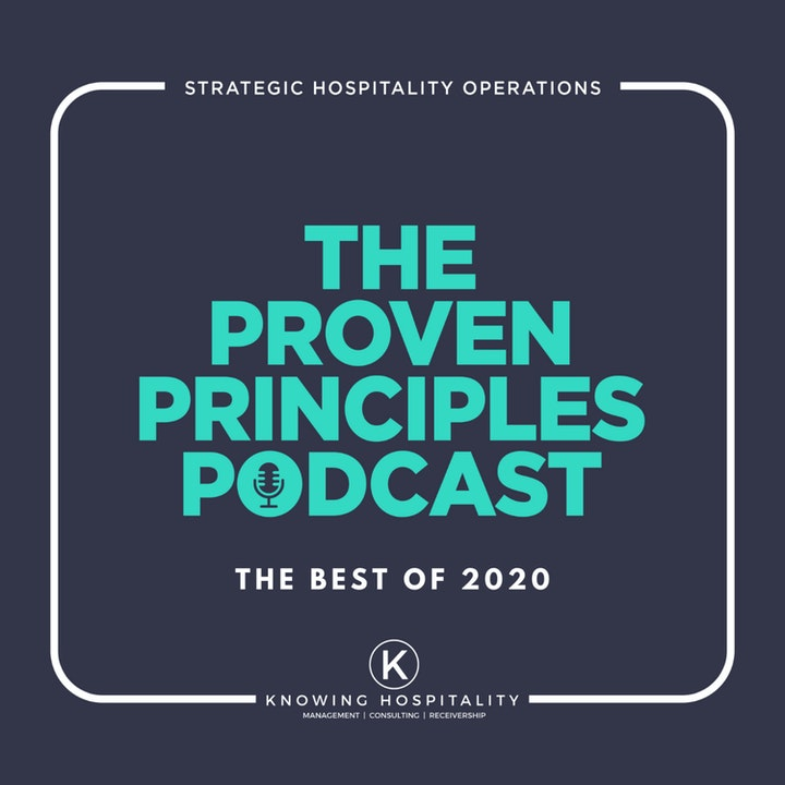 Episode image for The Best of 2020: Tactics and Habits of Hospitality Insiders and World-Class Performers