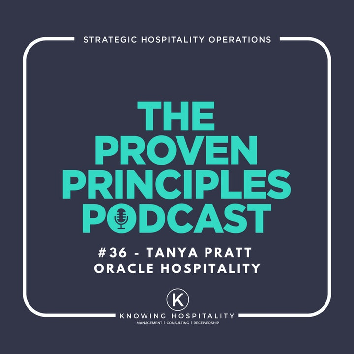 Oracle's Report on a Data Driven Hospitality Recovery: Tanya Pratt, Oracle Hospitality