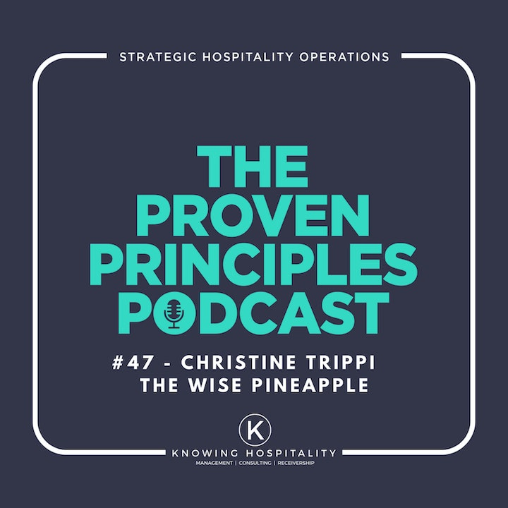 Yes is the Answer: Christine Trippi, The Wise Pineapple