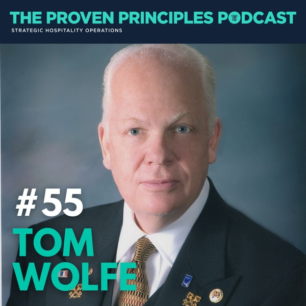 The Past, Present and Future of the Concierge, Tom Wolfe, America's First Concierge Image