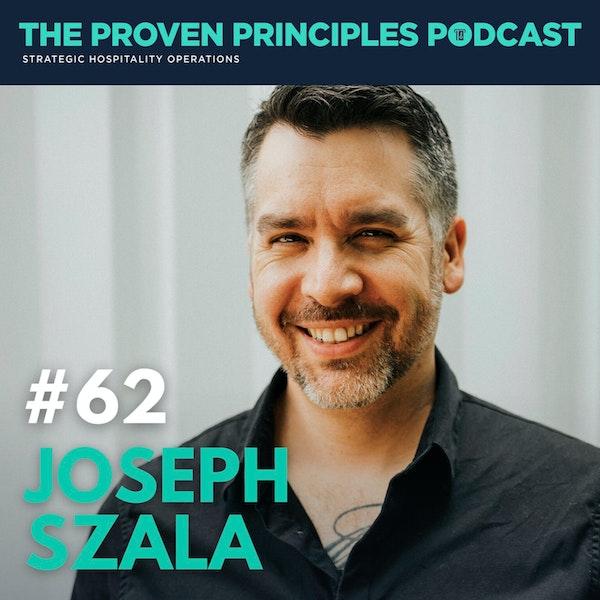 Rethinking Hotel Food & Beverage: Joseph Szala, Vigor Branding Image