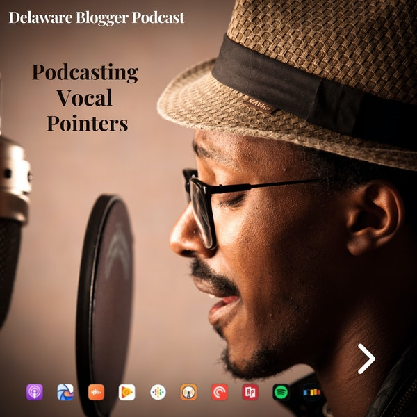 Podcasting Vocal Pointers