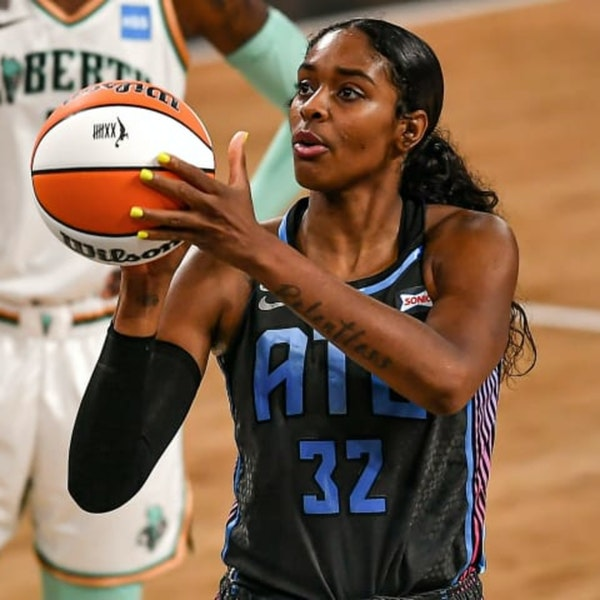 New Chapters and new Business Ventures with WNBA Superstar and Business owner Cheyenne Parker Image