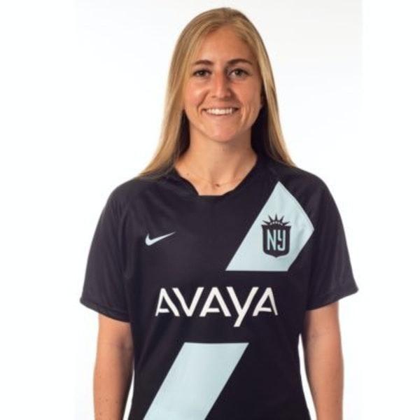 NJ/NY Gotham FC Player Nicole Baxter on Beyond the Headlines w/ Renee Washington!