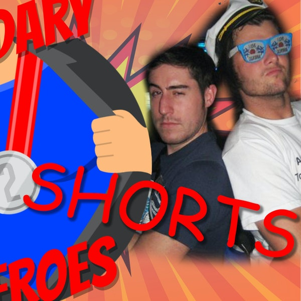 Secondary Shorts: REBOOTED July 19th 2021 Image