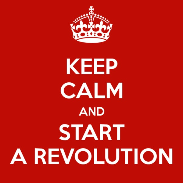 Our Seventh Client - Revolution Is In The Air