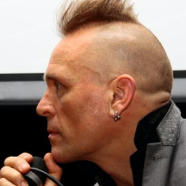 Season 2: Client 14 - Vegans ON TRIAL w/prolific punk singer/author John Robb of The Membranes