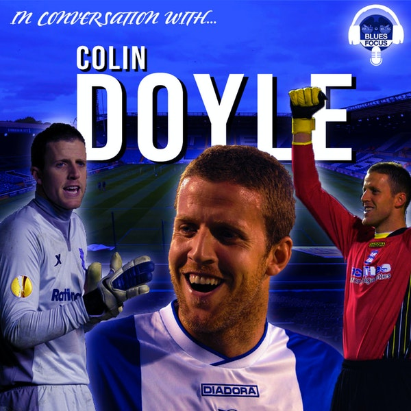 In Conversation With... Colin Doyle Image
