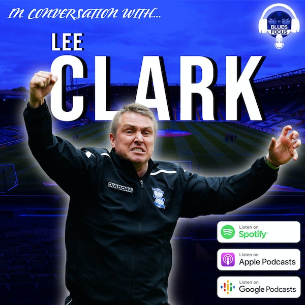 In Conversation With... Lee Clark Image