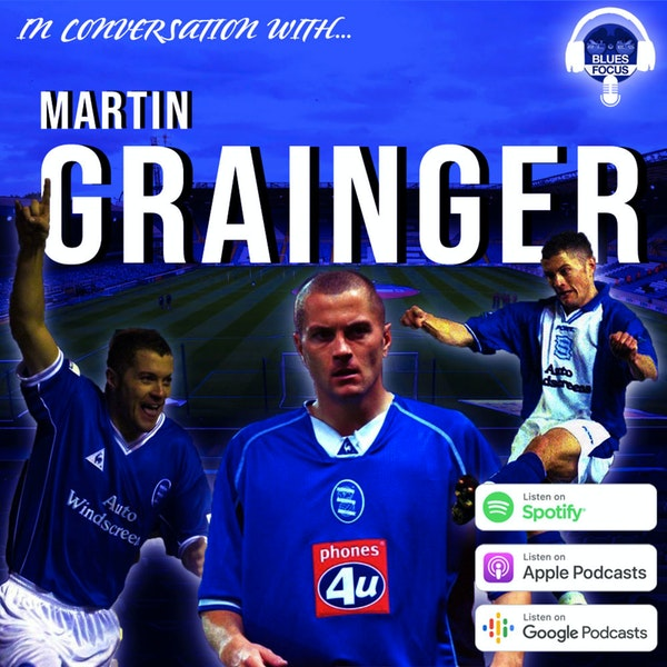 In Conversation With... Martin Grainger Image
