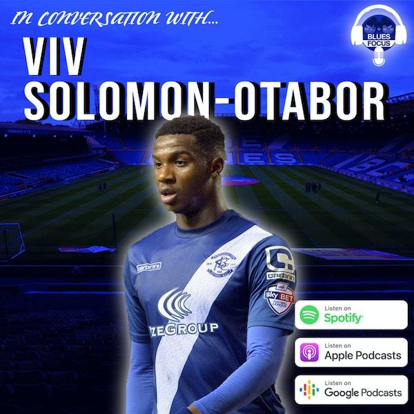 In Conversation With... Viv Solomon-Otabor Image