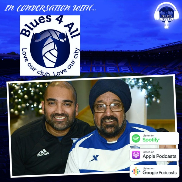 In Conversation With... Blues 4 All