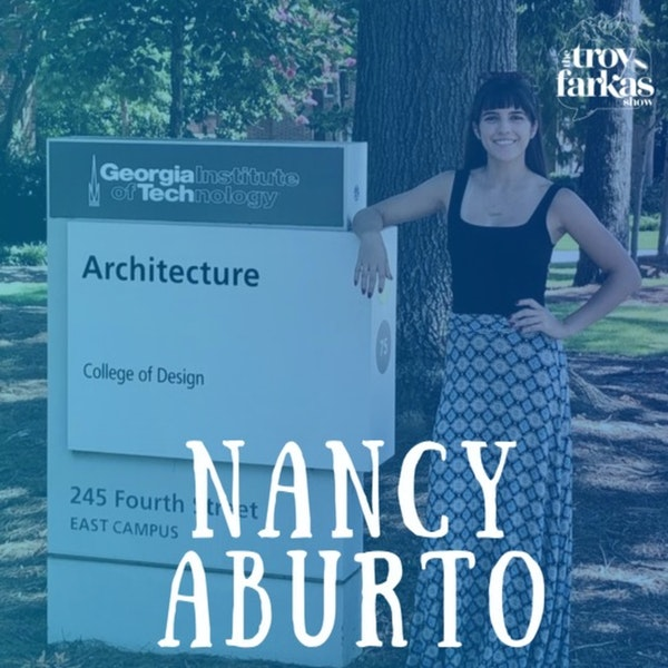 growing up abroad, spontaneous life decisions & staying off social media w/ Nancy Aburto.