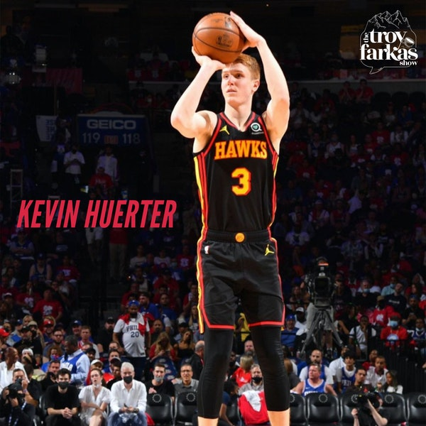NBA player Kevin Huerter on working in silence, title hopes & remembering his roots.