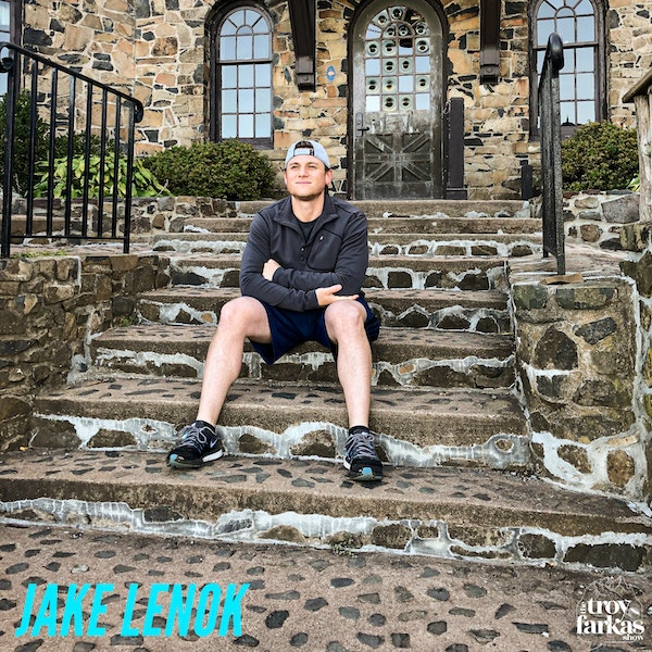 how to run a marathon, dealing w/ flakes, breaking up in your 20s & more w/ Jake Lenok.