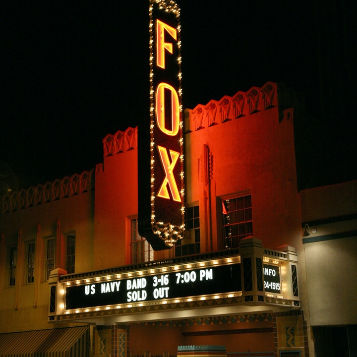 The Haunting of the Fox Theater