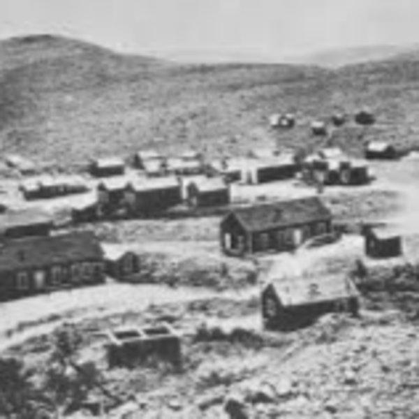 Arizona Ghost Towns Image