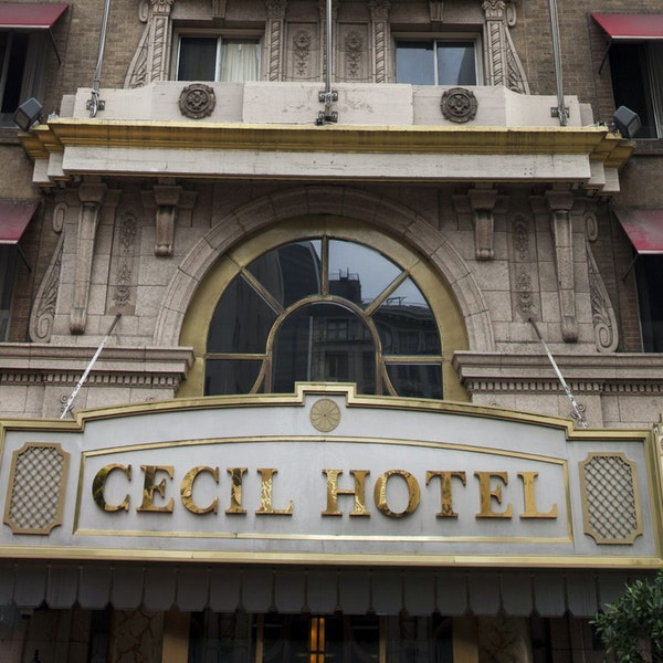 Checking-Out of the Cecil Hotel? Image