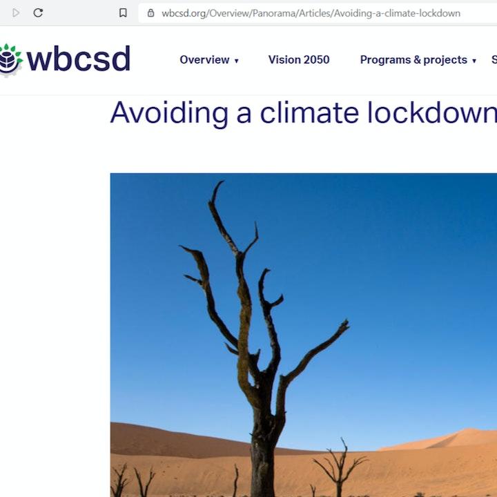 #83 Get Ready for Climate Lockdown - Mindwars & Awakening