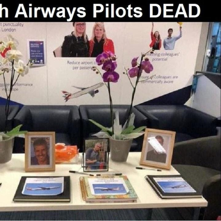 #84 - 4 BRITISH AIRWAY PILOTS DEAD AFTER THE JAB - MINDWARS & AWAKENING