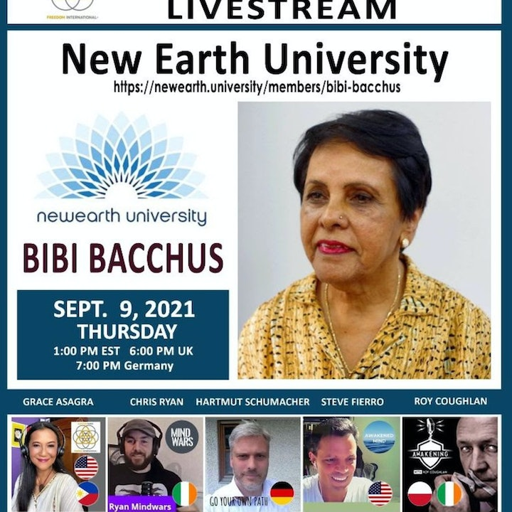 #107 Slavery You Didn't Know and You Are In - Bibi Bacchus