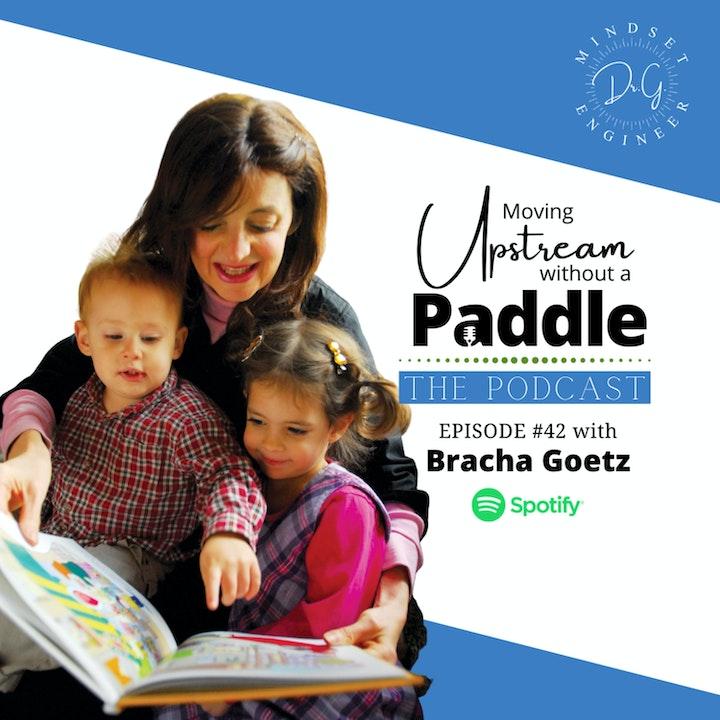 Exercise the Gratitude Muscle - Bracha Goetz