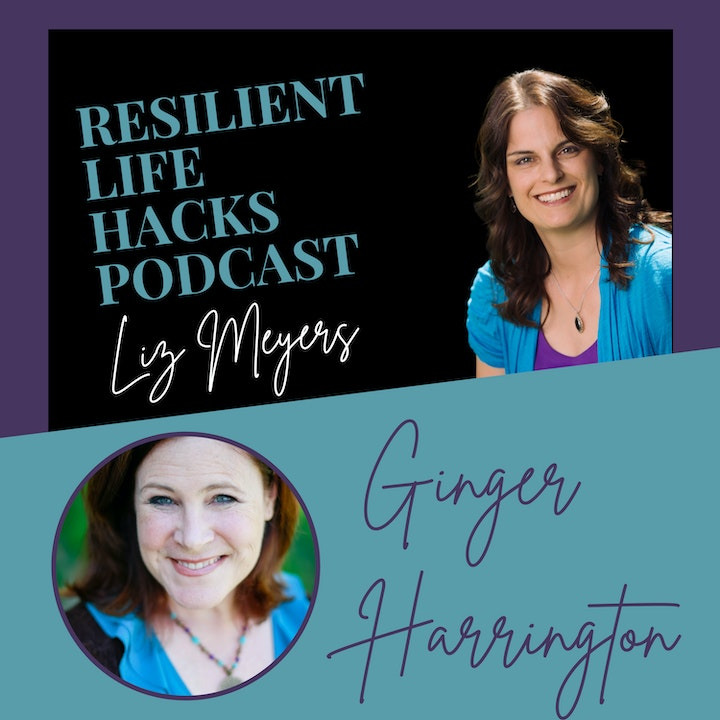 Overcoming Anxiety with Author Ginger Harrington