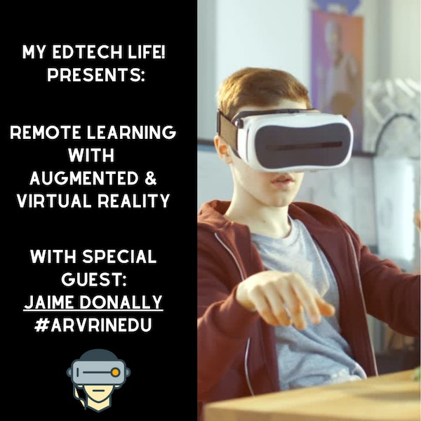 Episode 03: Remote Learning with Augmented & Virtual Reality Image