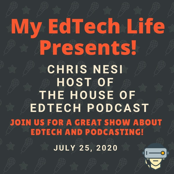 Episode 17: EdTech and Podcasting with Chris Nesi Image