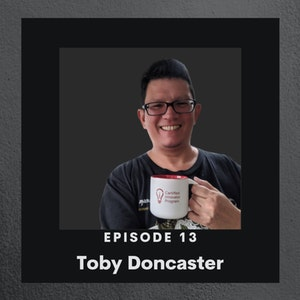 Episode 13: Mental Health & Wakelet with Toby Doncaster