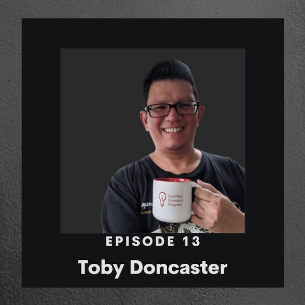 Episode 13: Mental Health & Wakelet with Toby Doncaster Image