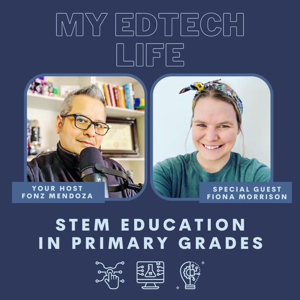 Episode 40: STEM Education in Primary Grades Image