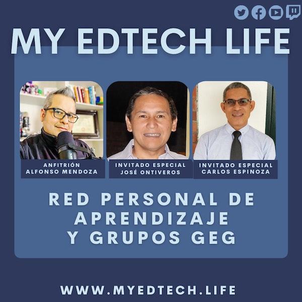 Episode 41: Red Personal de Aprendizaje Y Grupos GEG Image