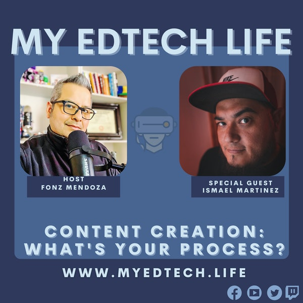 Episode 44: Content Creation: What's Your Process? Image