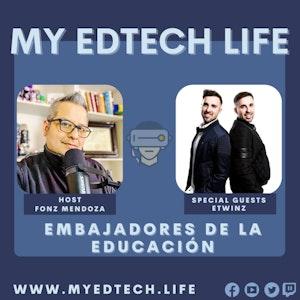 Episode 46: ETwinz Embajadores de la Educación