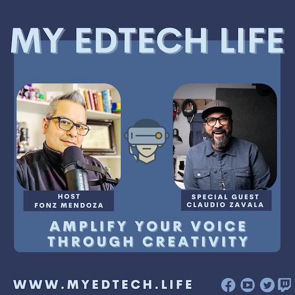 Episode 48: Amplify You Voice Through Creativity Image