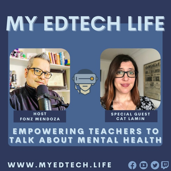 Episode 49: Empowering Educators to Talk About Mental Health Image