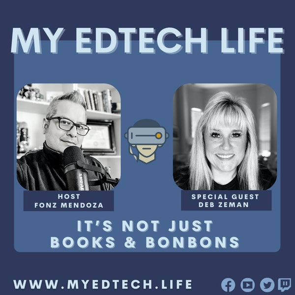 Episode 50: It's Not Just Books & Bonbons Image