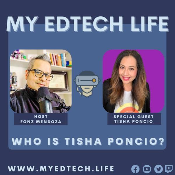 Episode 51: Who is Tisha Poncio? Image