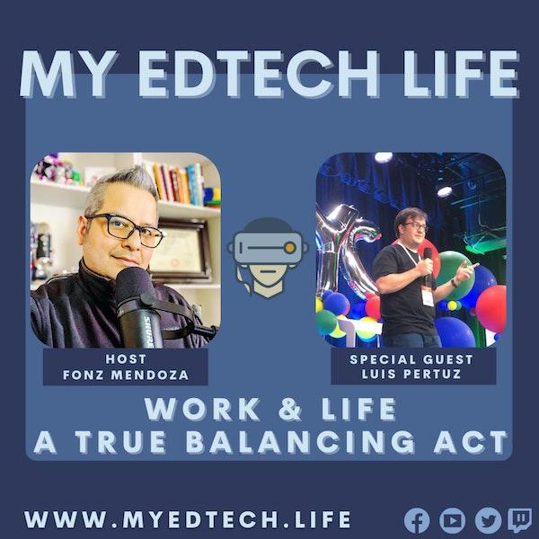 Episode 52: Work & Life: A True Balancing Act Image