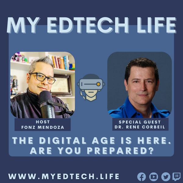 Episode 53: The Digital Age Is Here. Are You Prepared? Image
