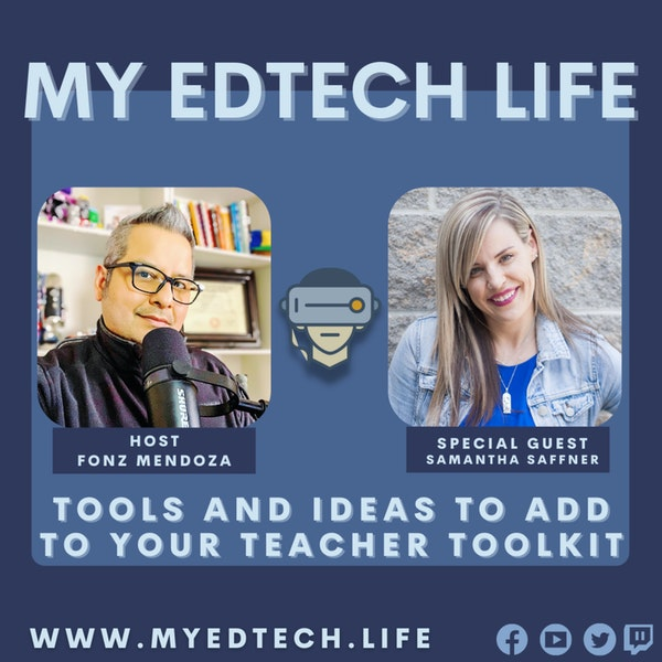 Episode 54: Tools and Ideas to Add To Your Teacher Toolkit Image