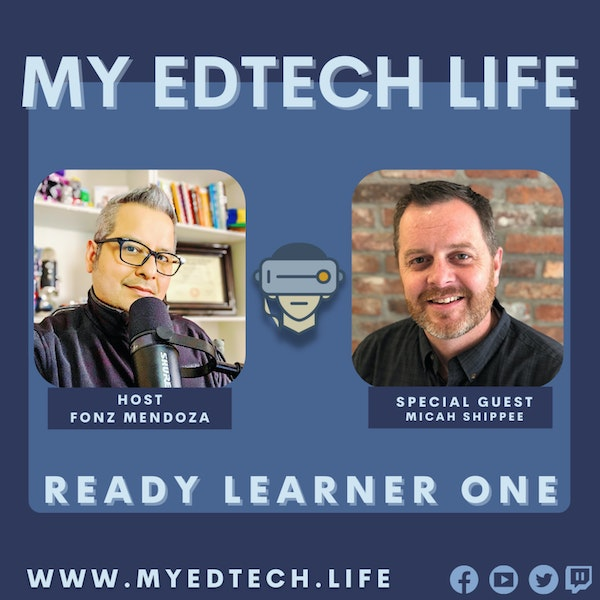 Episode 59: Ready Learner One Image