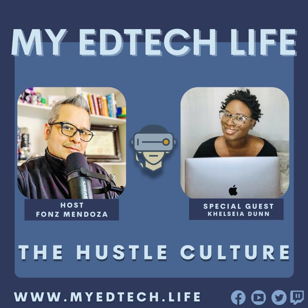 Episode 62: The Hustle Culture and STEM for All! Image