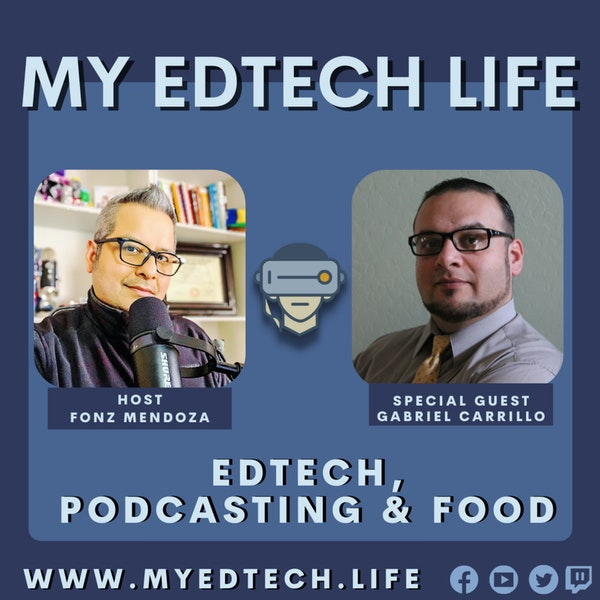 Episode 67: EdTech, Podcasting & Food Image